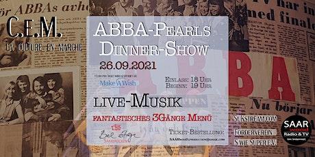 ABBA-Dinner-Show Tickets