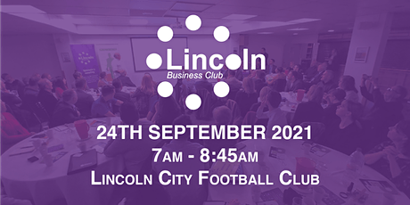 September Lincoln Business Club tickets