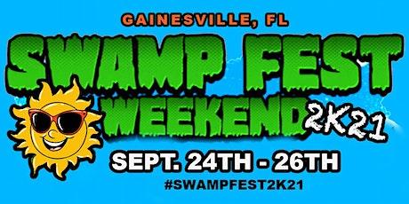 SWAMP FEST WEEKEND 2K21 tickets