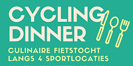 Cycling Dinner tickets