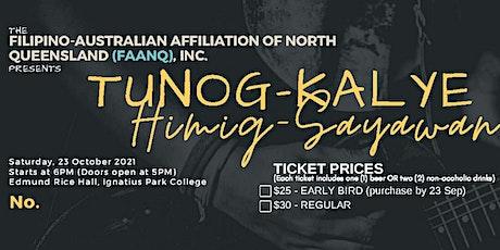 FAANQ's Tunog-Kalye, Himig-Sayawan tickets
