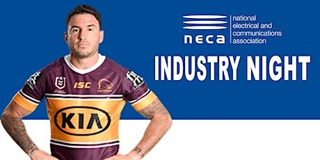 NECA Industry Night Brisbane - with Darius Boyd tickets