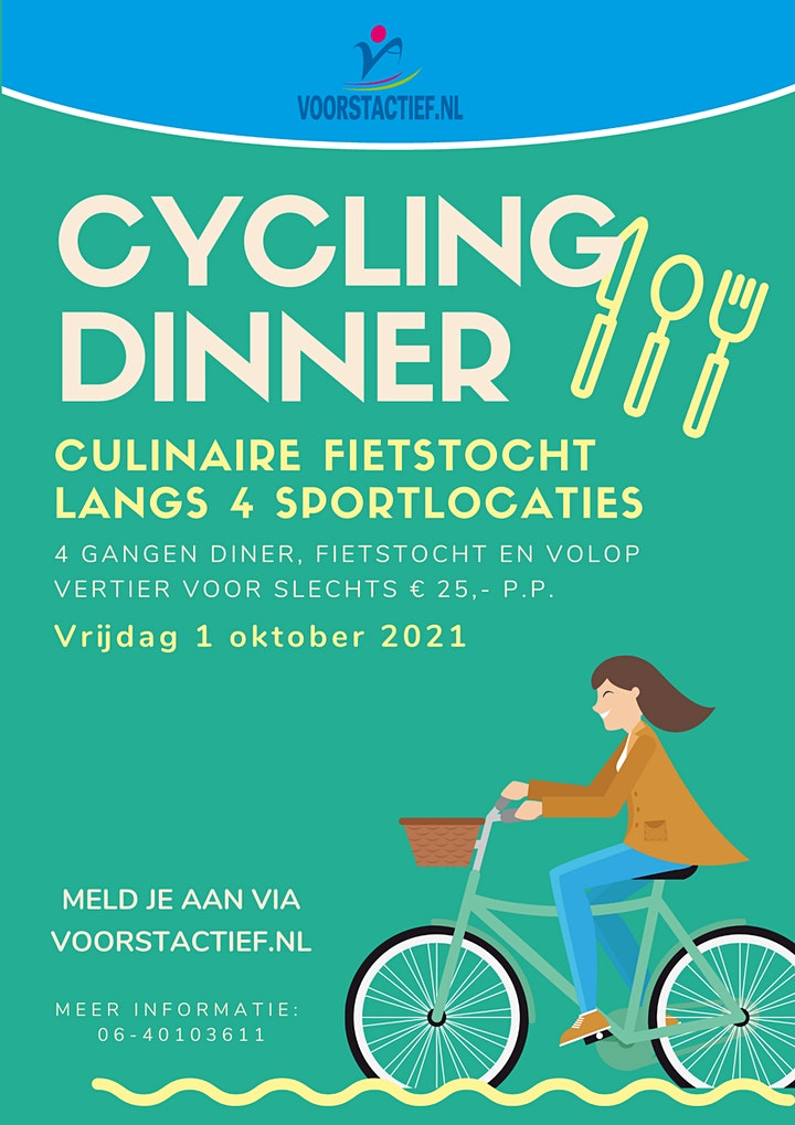 Afbeelding van Cycling Dinner