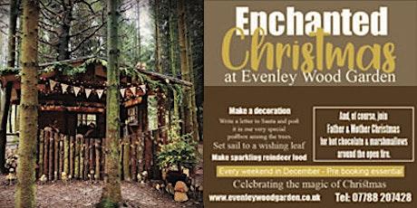 Enchanted Christmas at Evenley Wood Garden tickets