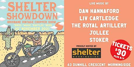 Shelter Showdown tickets