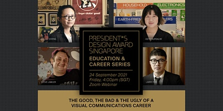 The Good, The Bad & The Ugly of a Visual Communications Career tickets