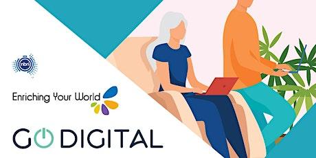 Go Digital LEARN - Internet basics tickets