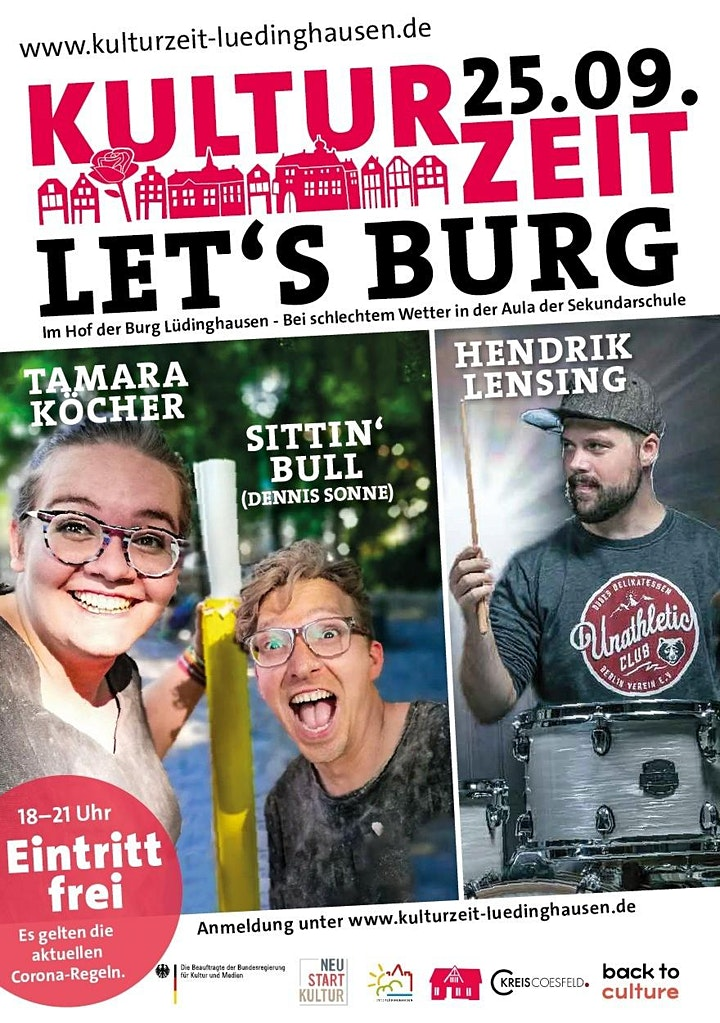 Let's Burg: Bild