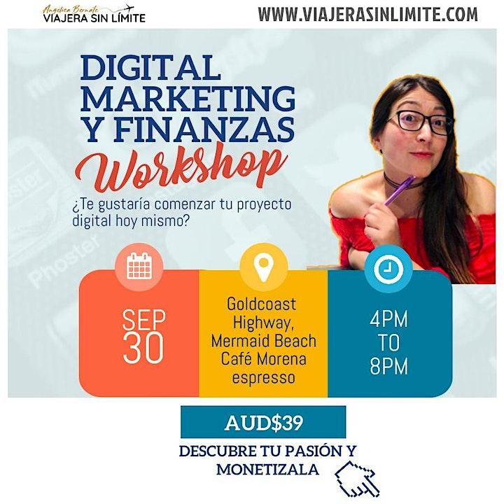 Digital Marketing y Finanzas image