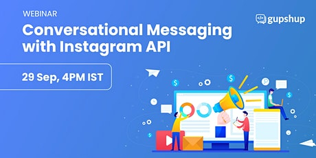 Drive Conversational Experiences with users  via Instagram API tickets