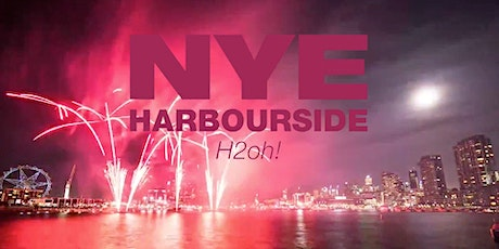 NEW YEARS EVE  H2oh - Docklands Waterfront /unlimited Bar & Food tickets