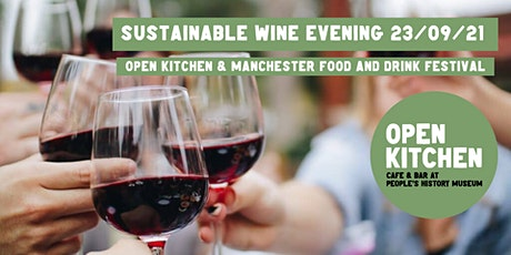 Sustainable Wine Evening! Beautiful wines of the UK tickets