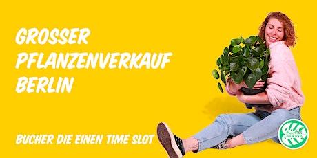 Großer Pflanzenverkauf - Berlin Tickets