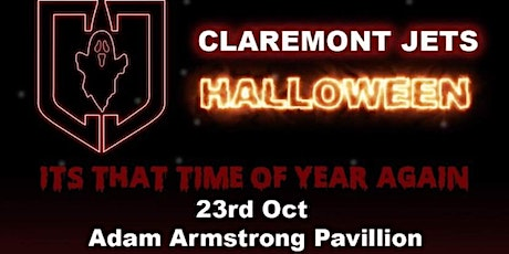 Claremont Jets Halloween Party 2021 tickets