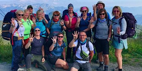 Alpenüberquerung  8 Trekkingtage vom Tegernsee - Sterzing/Italien tickets