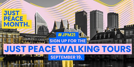 Just Peace Walking Tours tickets