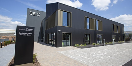 Discover Tyseley Energy Park and Explore Energy Incubation Opportunities tickets