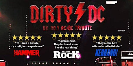 Dirty DC - The UK's Best ACDC Tribute Band tickets