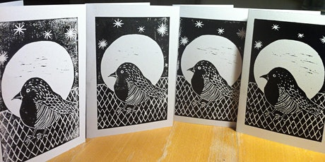 Make your own Christmas cards tickets