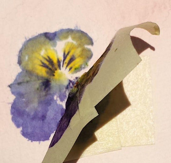 Creative Wellbeing Workshops Connected to Nature image