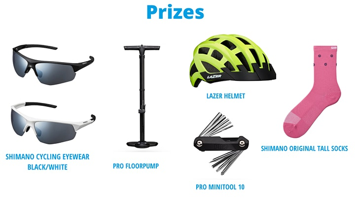 Shimano Cycling World X Zwift Cycling Challenge image