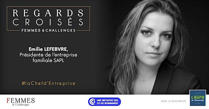 """Image pour Regards Croisés  """"Entreprendre : entre opportunité et chance"""""""