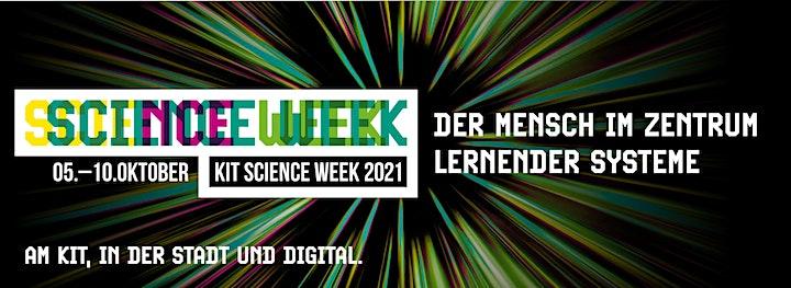 KIT Science Week: Bild