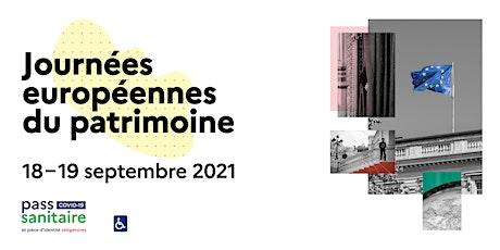 Journées européennes du patrimoine 2021 - Quai d'Orsay billets