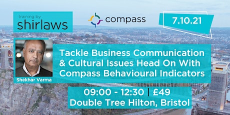 Tackle Business Communication & Cultural Issues Head On (AM) tickets