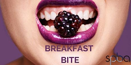 Breakfast Bite tickets