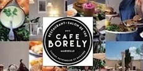 Soirée aux profits des enfants hospitalisés au Café Borely billets