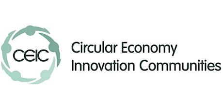 Circular Economy Innovation Communities (CEIC)- Insight Event, VRP tickets