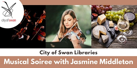 Musical Soiree with Jasmine Middleton and Friends (Midland) tickets