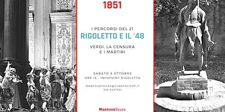Rigoletto e il '48. Verdi, la censura e i martiri biglietti