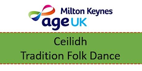 Ceilidh  Fundraising traditional Folk Dance tickets