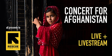 CONCERT FOR AFGHANISTAN | World-class musicians play for Afghanistan tickets