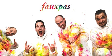 FAUXPAS Tickets
