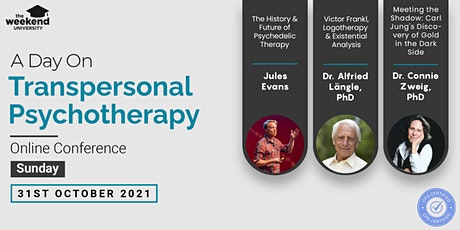 A Day on Transpersonal Psychotherapy tickets