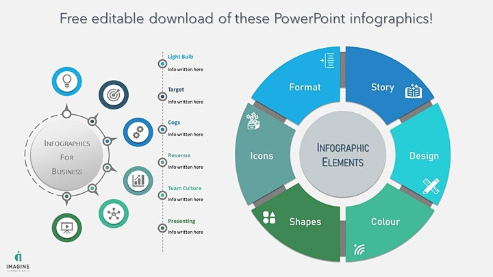 PowerPoint Course - Infographics Master Class image