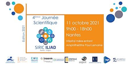 4ème journée scientifique du SIRIC ILIAD Nantes-Angers billets
