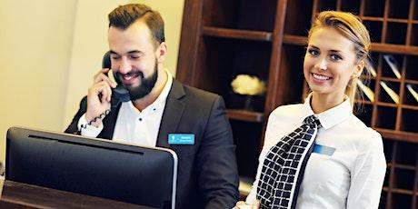 Virtual Recruitment Expo (Retail & Hospitality sectors) tickets