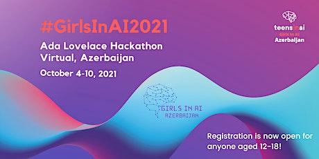 #AdaHack2021 Hackathon – Azerbaijan tickets
