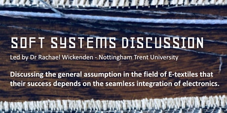 Soft Systems Networking Meet Up - Discussion tickets