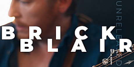 Brick Blair at Crown Heights Cafe tickets