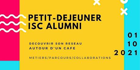 Découvrir son réseau Alumni / petit-déjeuner convivial billets