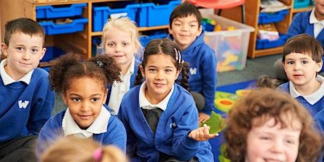 Willen Primary School Tours - For school starters September 2022 tickets