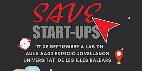 Workshop SAVE Start-ups: Prueba el curso M-learning sobre la Industria 4.0! entradas