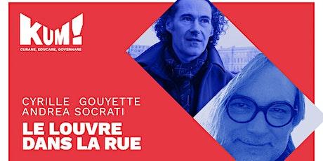 Kum!Festival 2021- CYRILLE GOUYETTE e ANDREA SOCRATI biglietti