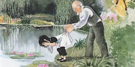Philo à l'écran des enfants ♥ Linnéa dans le jardin de Monet billets