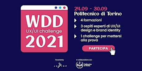 Web Design Days 2021 biglietti